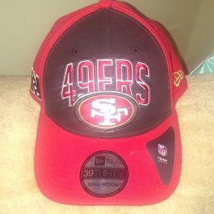 SF 49ers cap